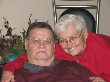 Papa John and Grandma