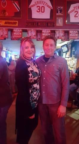Tammy and Jonathan Risen