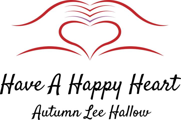 have a happy heart motto autumn lee hallow
