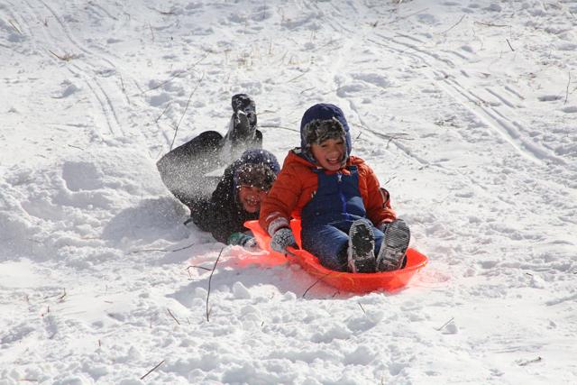 3_A_Mattituck sledding