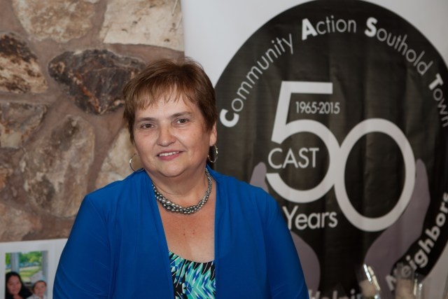 Linda Ruland, Executive Director of CAST