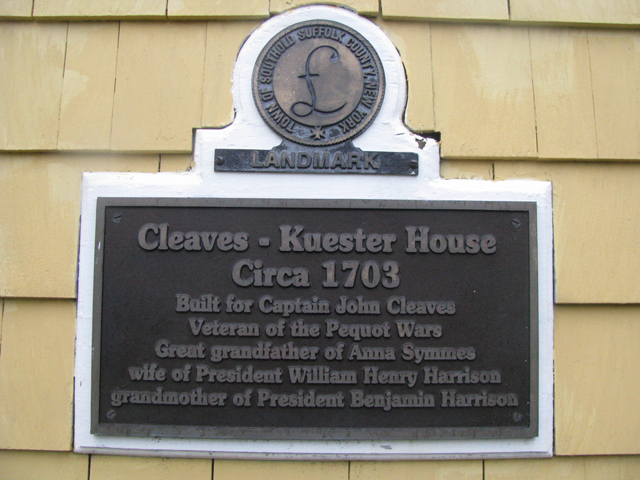 Cleaves Kuester House