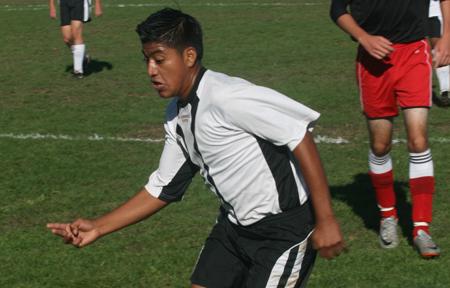 SUFFOLK TIMES FILE PHOTO | Erick Ramirez in his Greenport playing days.