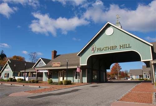 Feather Hill was sold on Thursday for $6 million. (Credit: Barbaraellen Koch)