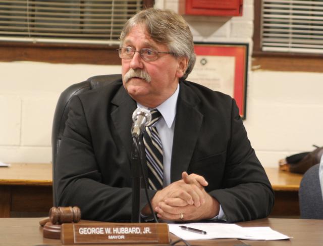 George Hubbard