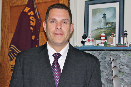 Greenport principal gets tenure
