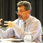 SUFFOLK TIMES FILE PHOTO   Greenport Superintendent Michael Comanda.