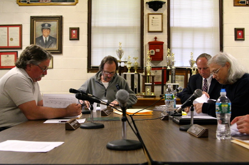 JENNIFER GUSTAVSON FILE PHOTO | Tonight's Greenport Village Board work session is at 6 p.m.