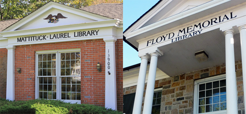 MAttituck Laurel Floyd Memorial Library
