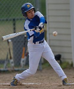 GARRET MEADE FILE PHOTO | Marcos Perivolaris, a sophomore, is one of Mattituck's three three-year varsity starters.