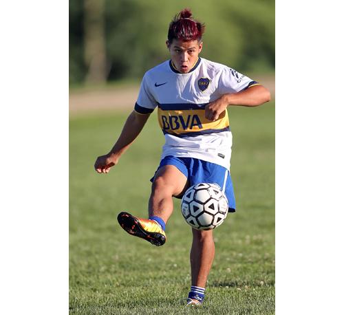 Mattituck soccer player Axel Rodriguez-Canal 083116