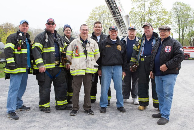 The May Mile benefits the Greenport Fire Department. (Credit: Katharine Schroeder)