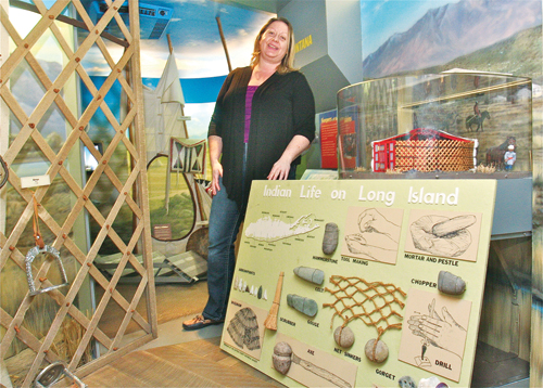 Museum of Natural History comes to Long Island