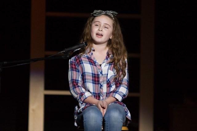 "Samara DeCastro performs ""Love Yourself."""