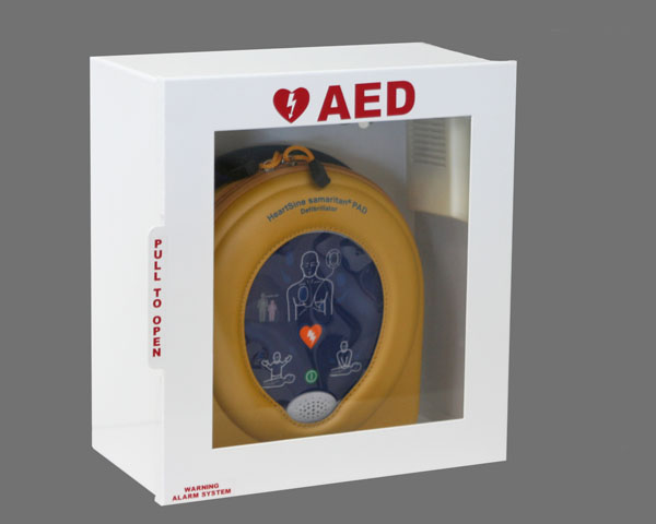 New AED 5-10