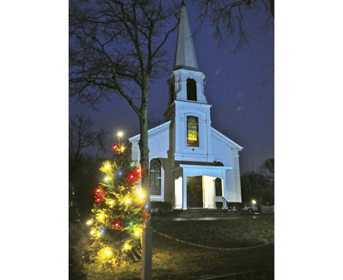 TIM KELLY PHOTO   Mattituck Presbyterian Church
