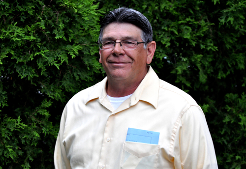 TIM KELLY PHOTO | Southold Highway Superintendent Pete Harris.