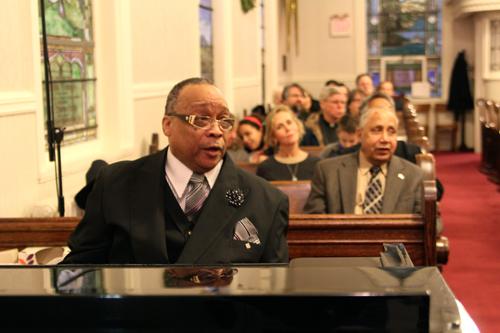 Rev. H.G. McGhee. (Credit: Jen Nuzzo)