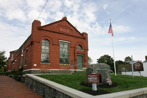 FILE PHOTO | Southold Free Library closed for repairs Thursday.