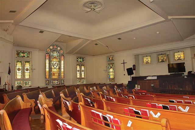 Southold United Methodist Church (Credit: Barbaraellen Koch)