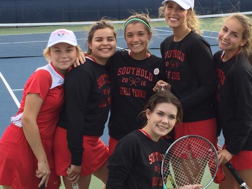 Southold:Greenport girls tennis 092616