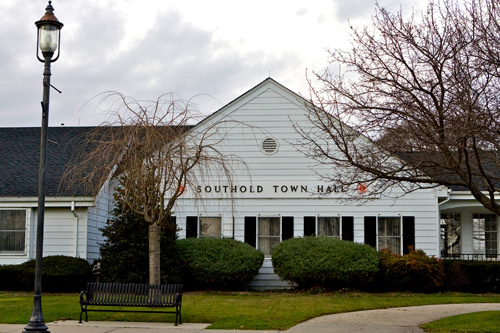 FILE PHOTO | Southold Town Hall.