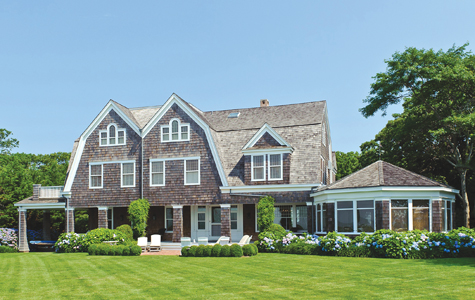 COURTESY PHOTO  |  Quawksnest, on New Suffolk Avenue in Cutchogue, is under contract to be sold, and its furnishings are on the market, too.