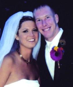 Jessica Meeker and John Stewart