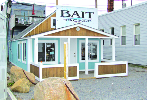 White's Bait Shop in Greenport