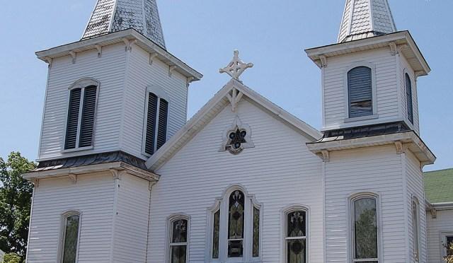 NICOLE SMITH FILE PHOTOGreenport United Methodist Church