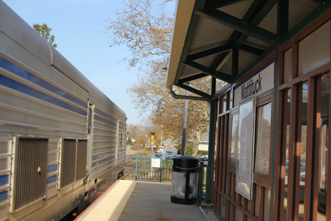 Mattituck train station