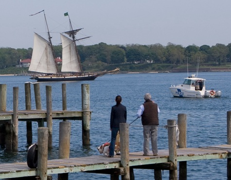 Greenport has been named one of 'America's Prettiest Towns' by Forbes Magazine.