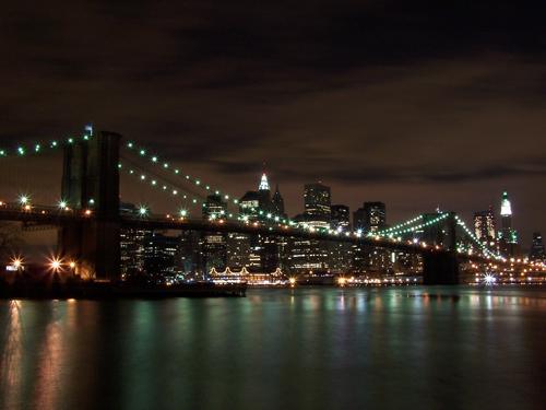 The Brooklyn Bridge. (Credit: freeimages.com)