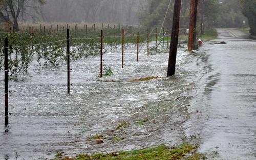 West Creek, Wikham, Hurricane Sandy