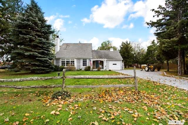 This home located on Henry's Lane in Peconic is on the market for $399,000.