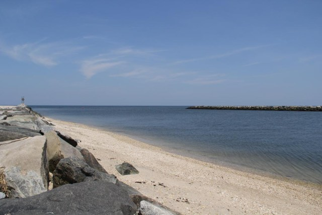 A view of Mattituck Inlet (Credit: Carrie Miller, file)
