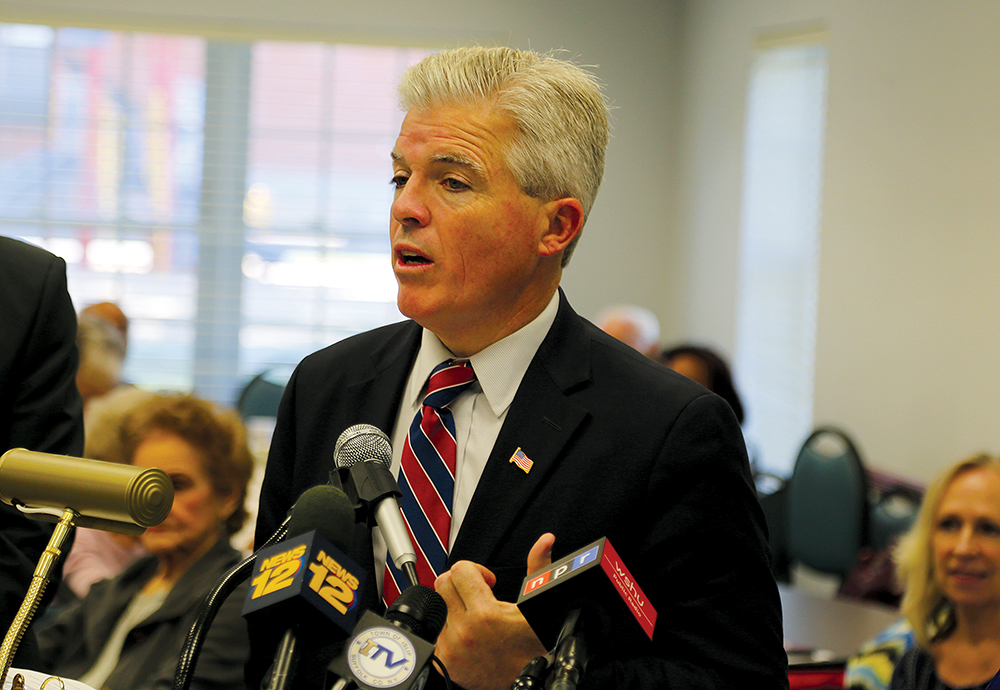Gov: Suffolk County has first confirmed coronavirus case