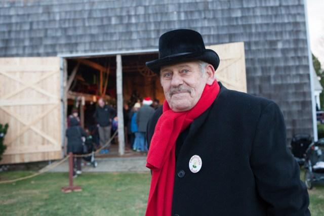 Museum trustee Joel Reitman.