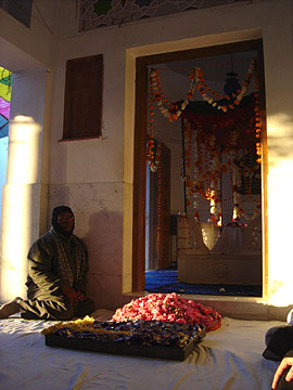 Sufi Shrine in Ajmer.