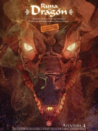 05 Runa de dragón Portada