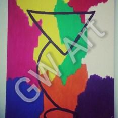 """Acrylic on canvas (24*30)"""""""