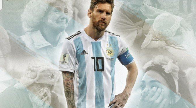 Today is D-Day for Lionel Messi and Argentina!