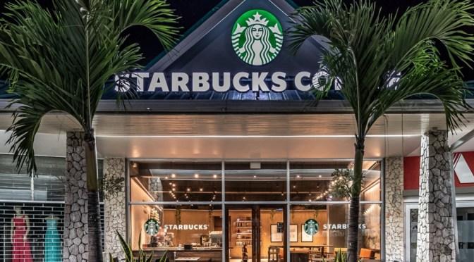 Starbucks OPENS in Kingston!