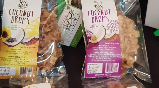 You have to taste these Coconut Drops!