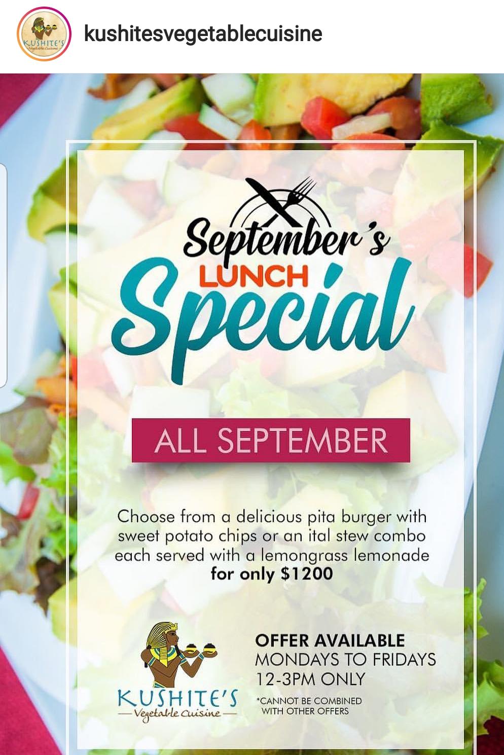 Kode Promo Grab September 2017 : promo, september, September, Lunch, Special!, Lifestyle