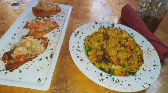 Suga does Lunch Gypsy style at Gypsy House Tapas!