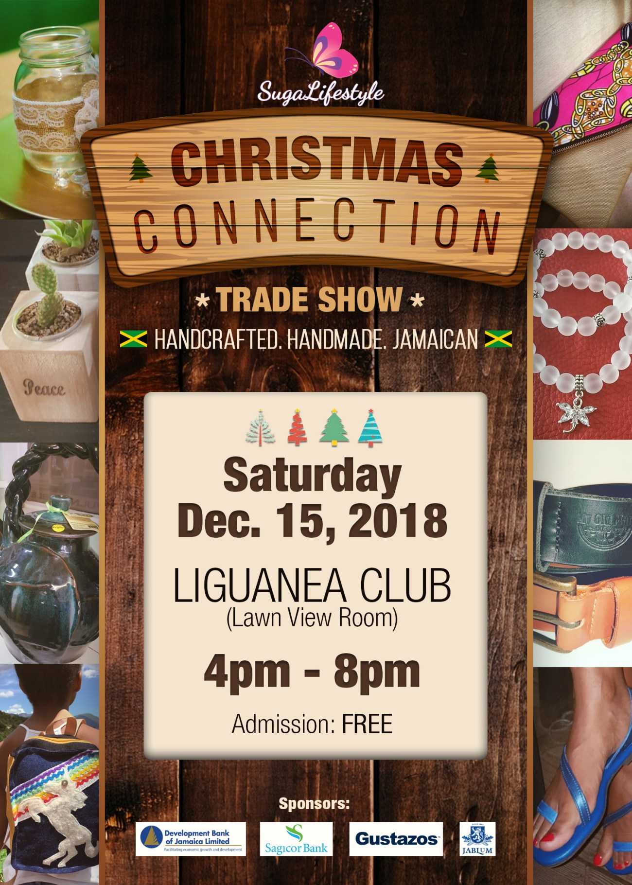 SL Christmas Connection Trade Show 2018_front