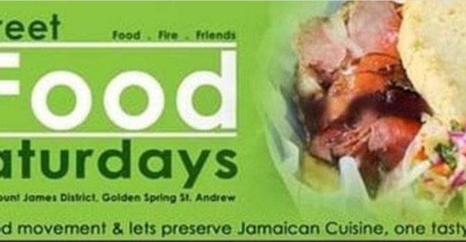 Street Food Saturdays is Tomorrow!