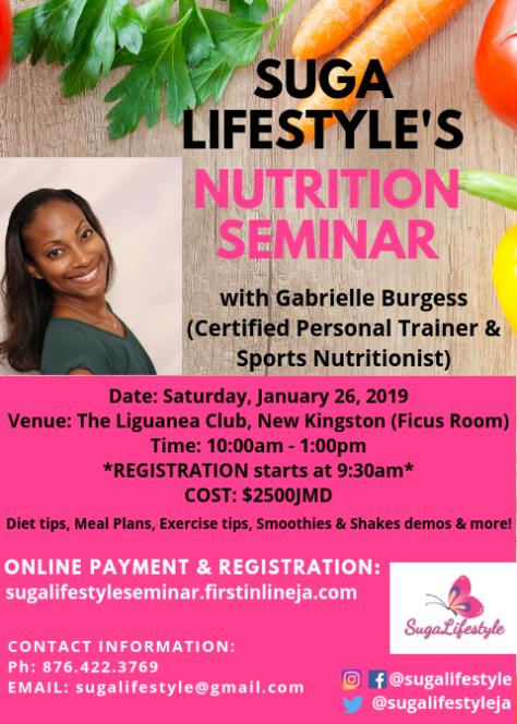 sl nutrition seminar