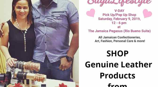 Shop Genuine Leather Products from My Old Man Leathercraft this Saturday at SL's V-Day Pop Up Shop!